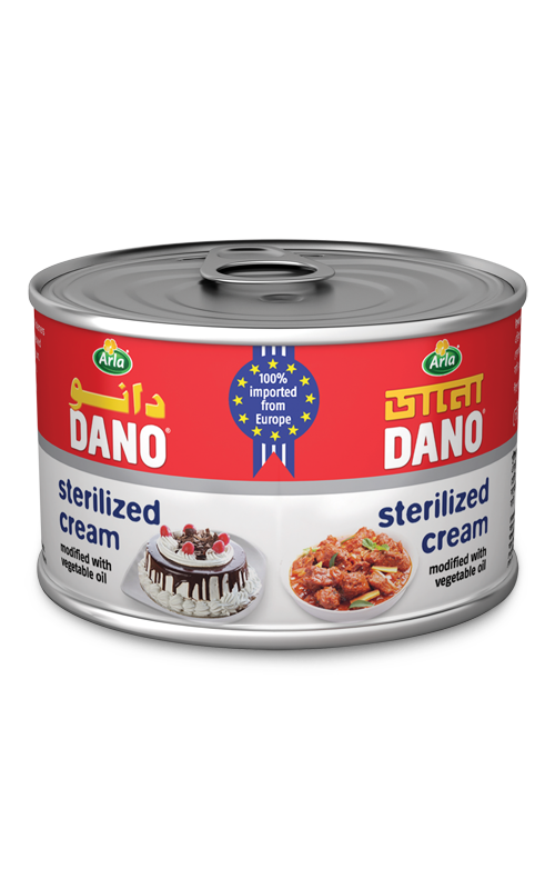Arla Dano® Dano®Sterilized cream