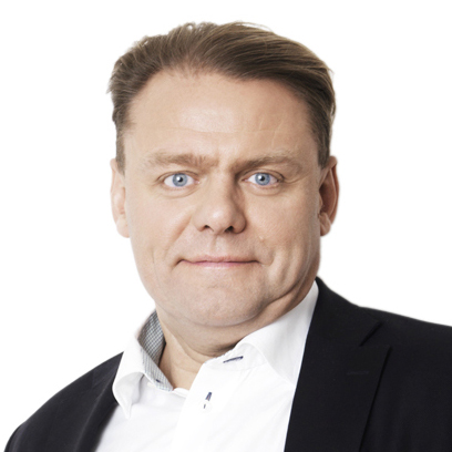 Ola Arvidsson, Executive Vice President, HR & Corporate Affairs