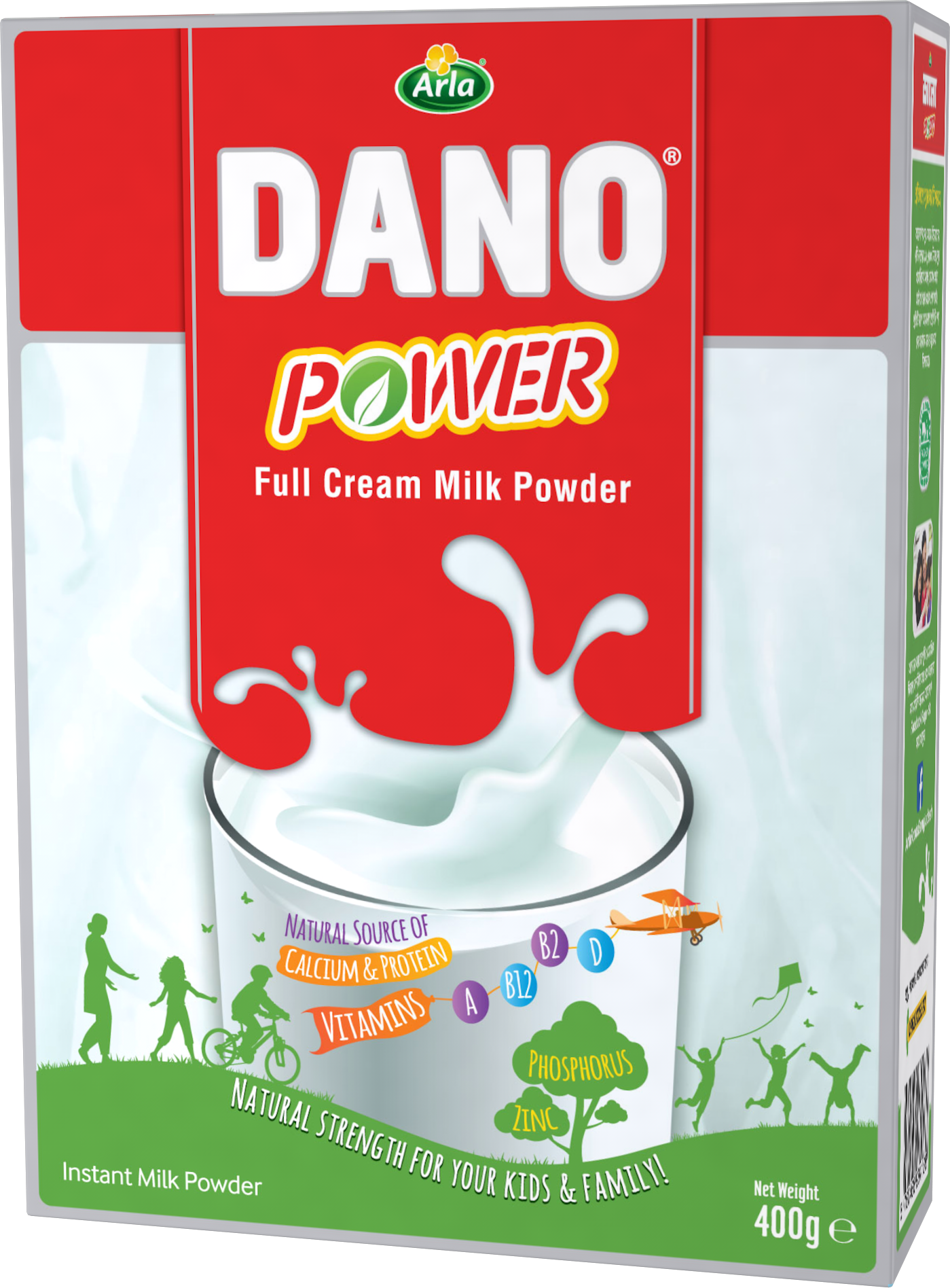 Arla Dano® DANO Power